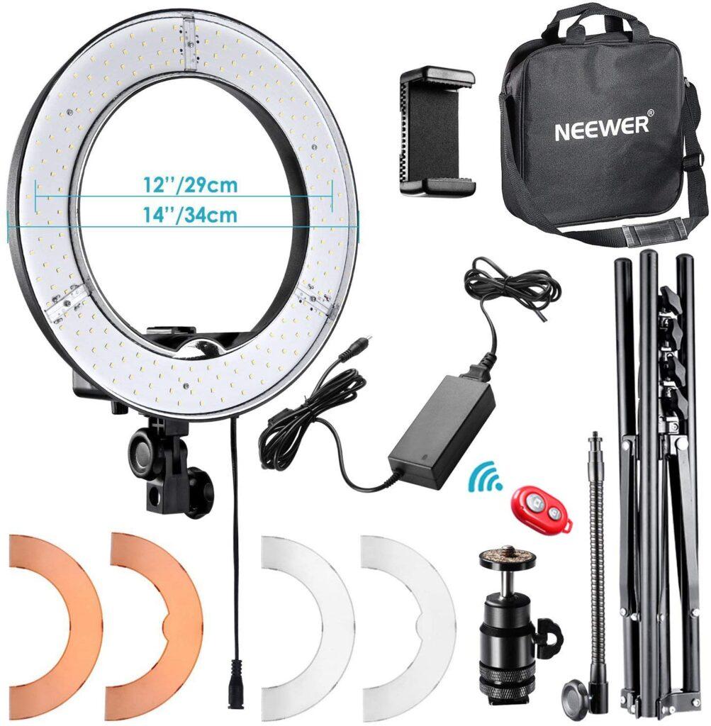 Neewer Kit LED Ring Light