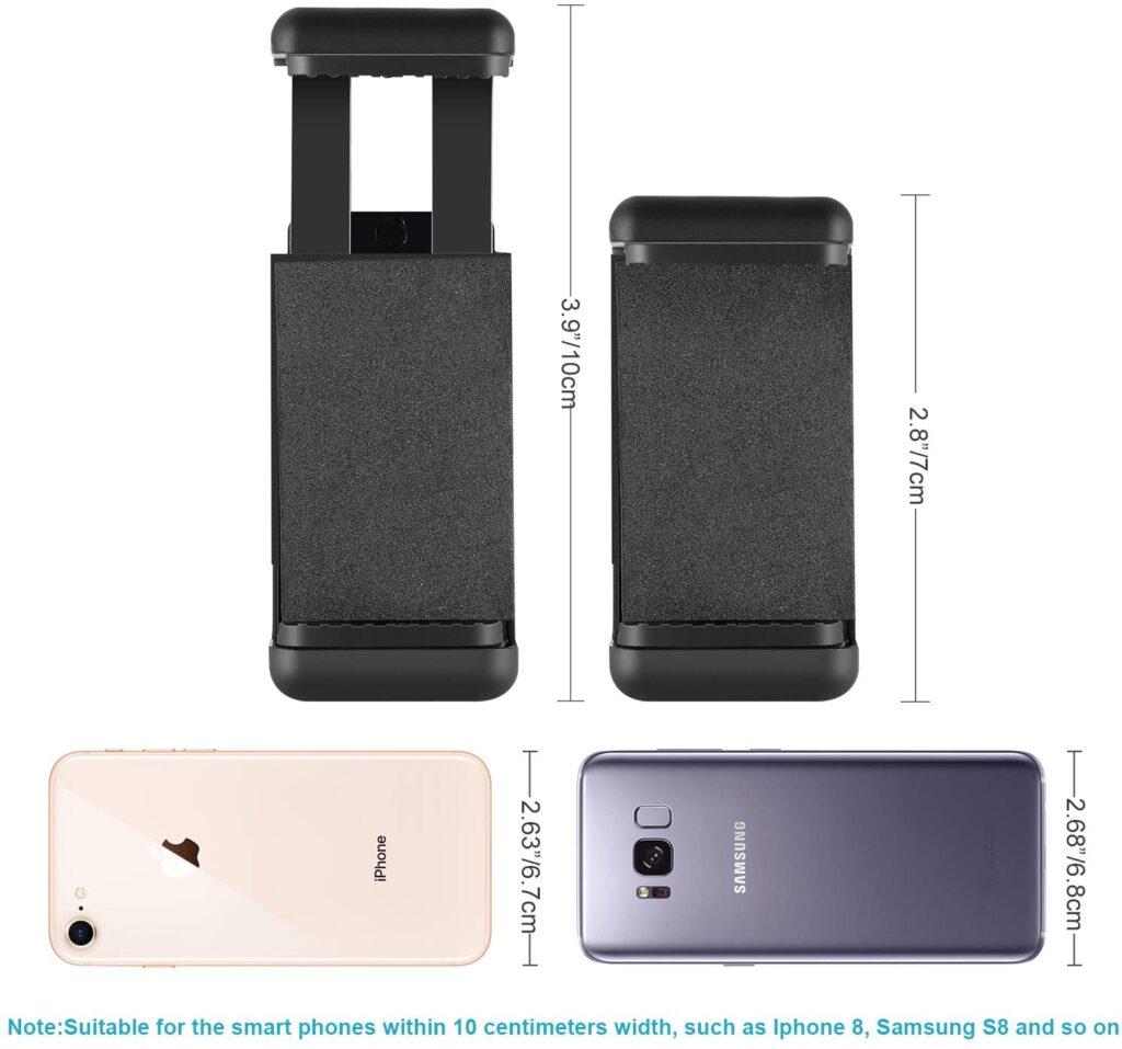 Neewer Kit LED Ring Light smartphone