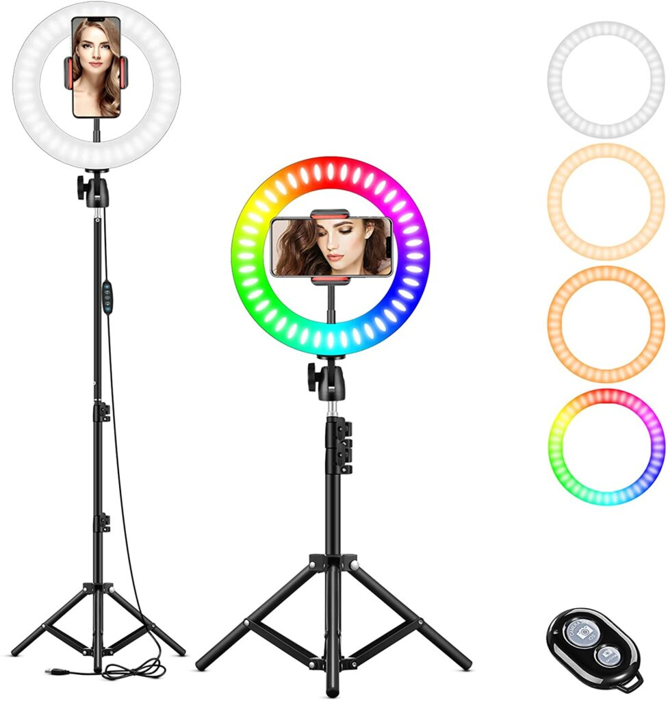Selfie Ring Light LED LAVKOW