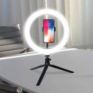Comment choisir la meilleure ring light smartphone