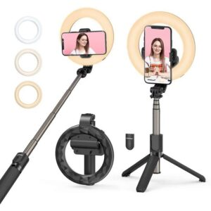 Mpow Perche Selfie Ring Light LED