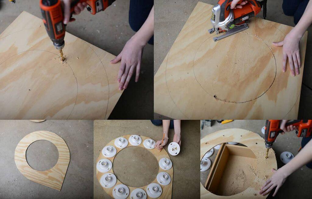 Comment fabriquer une ring light soi-même