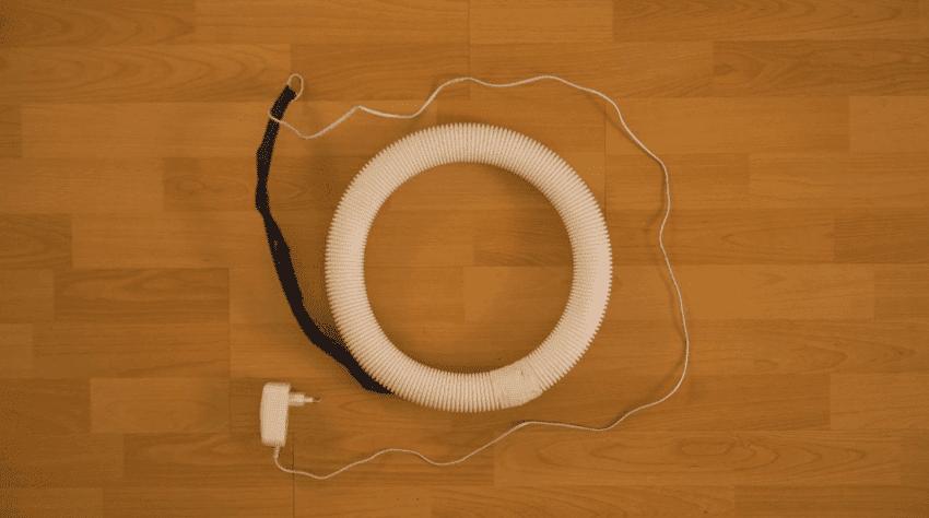différents matériaux utilisés pour fabriquer une ring light