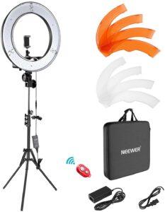 Neewer Caméra Photo Vidéo Eclairage Kit - 48cm