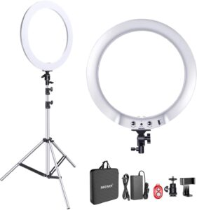 Neewer Ring Light 18 Pouces Kit Eclairage