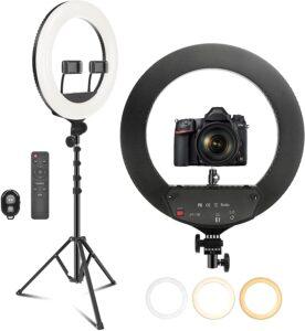 PEHESHE Ring Light Kit